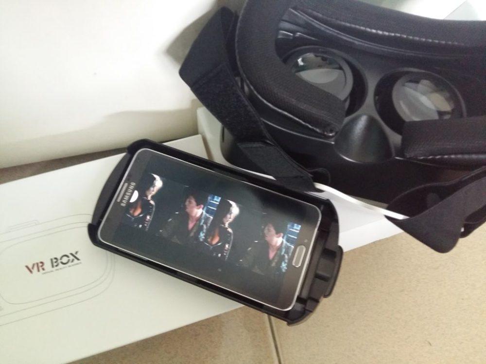 3D ОЧИЛА ЗА ВИРТУАЛНА РЕАЛНОСТ VR BOX 2.0
