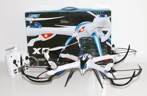 JJRC TARANTULA X6 ИГРАЧКА ЗА ГОЛЕМИ МОМЧЕТА | Drones.bg
