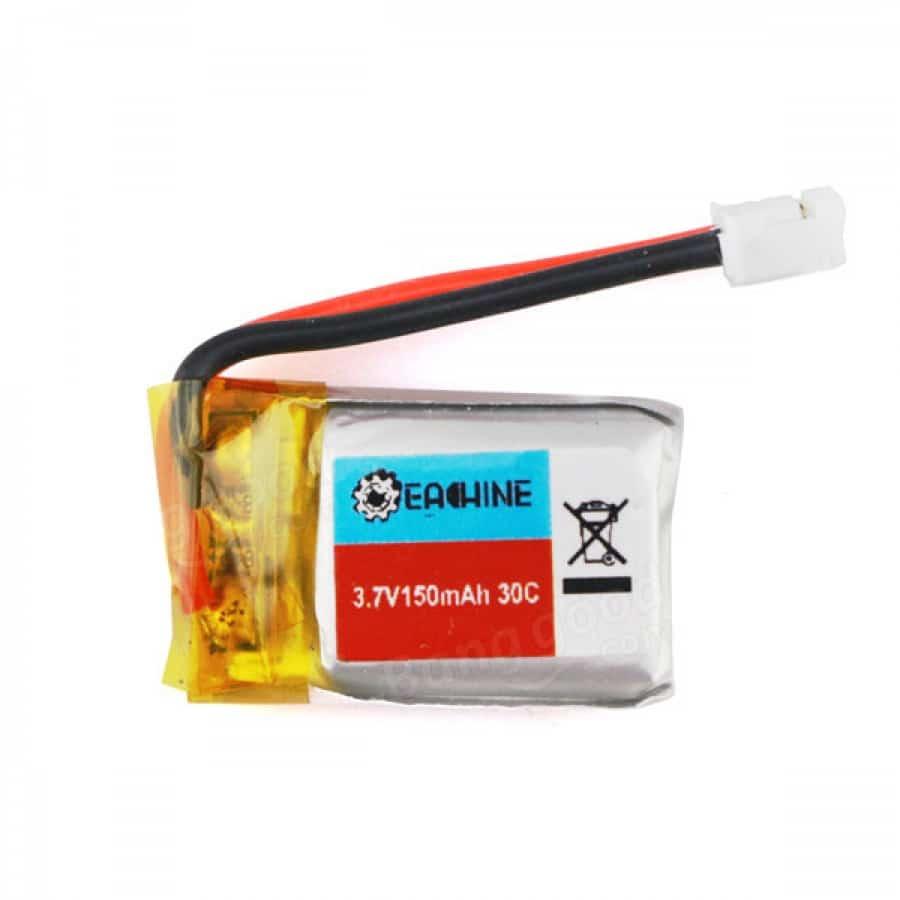 3.7V 150maH батерия за дрон