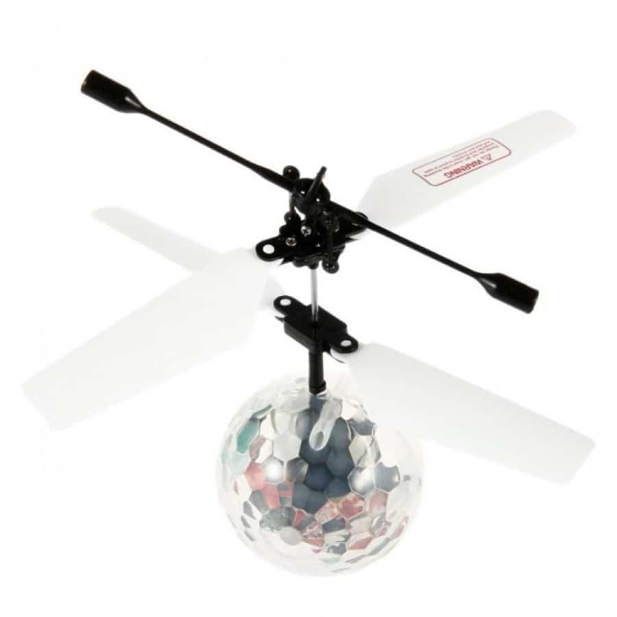 Летяща топка с LED диоди