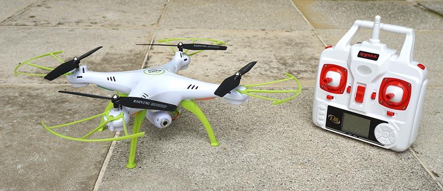 РЕВЮ НА ДРОН SYMA X5HW | Drones.bg