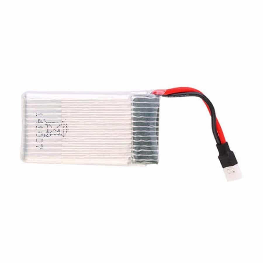 3.7V 500mAh 25C Lipo батерия за дрон