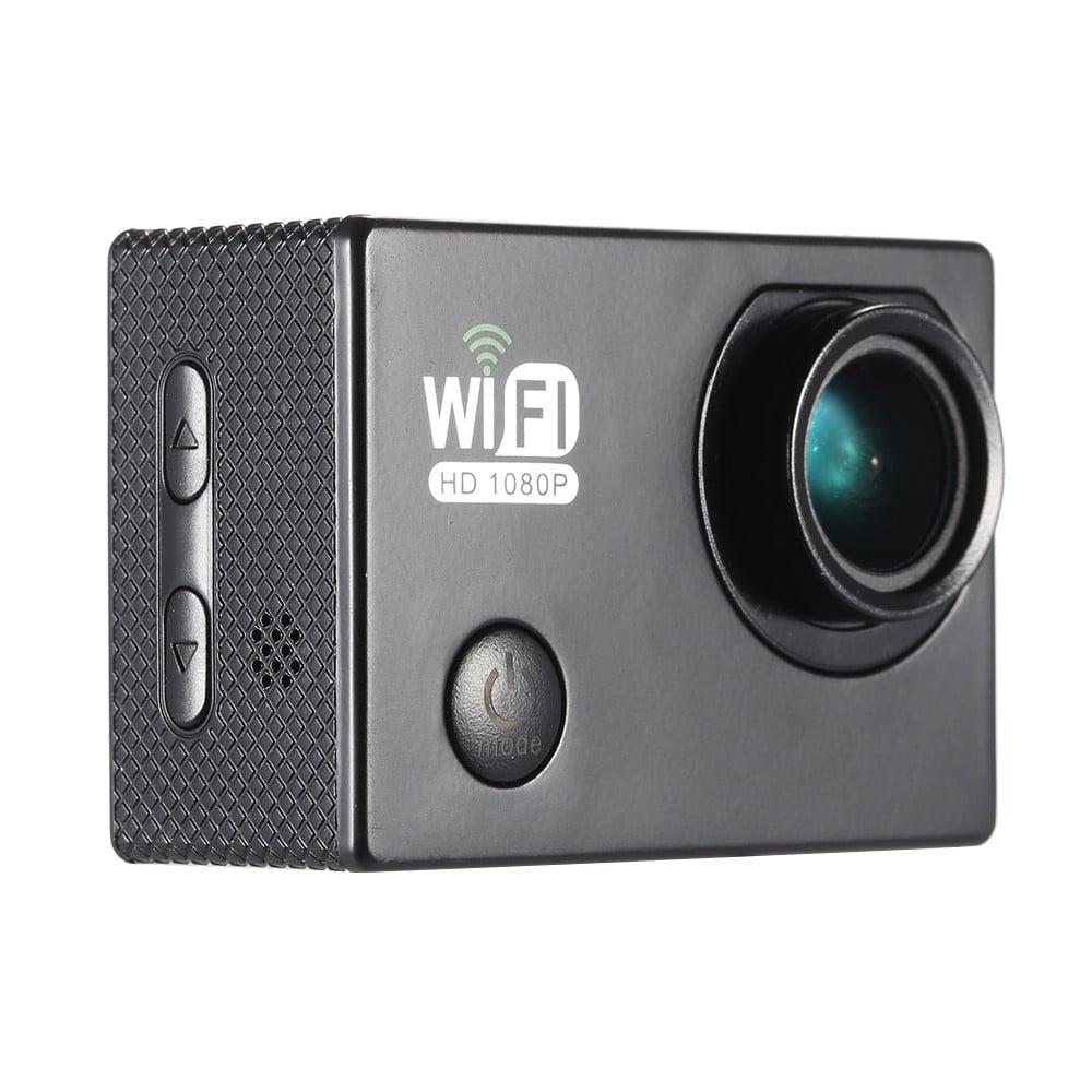 Екшън камера Full HD Wifi 12MP 1080P 30FPS