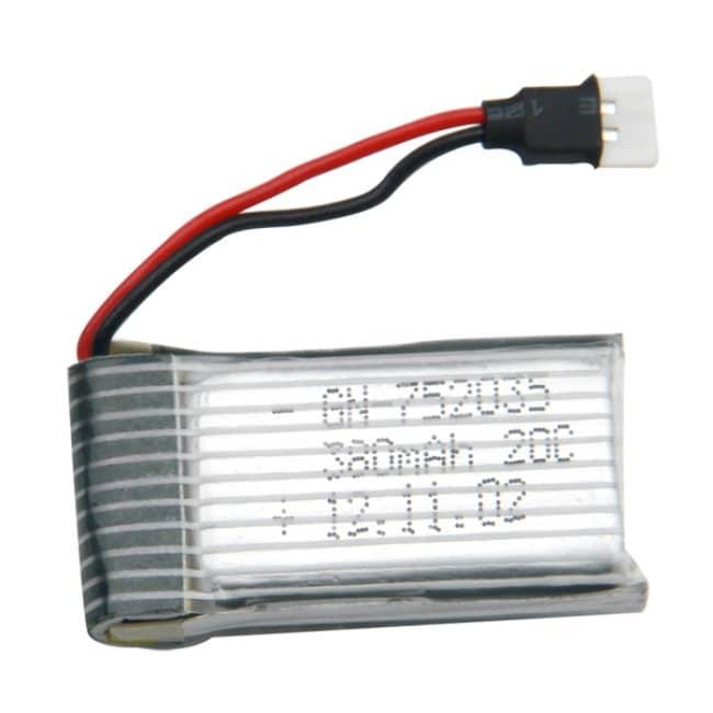 3.7V 380maH батерия за дрон
