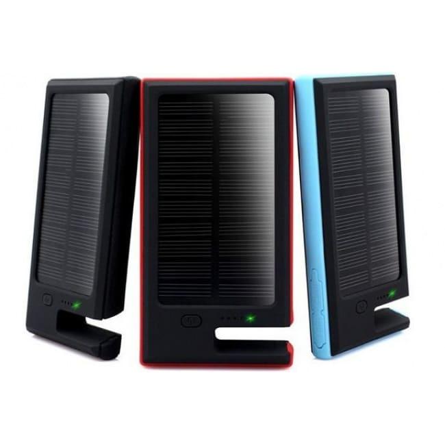 USB преносимо соларно зарядно 20000maH - влагоустойчиво