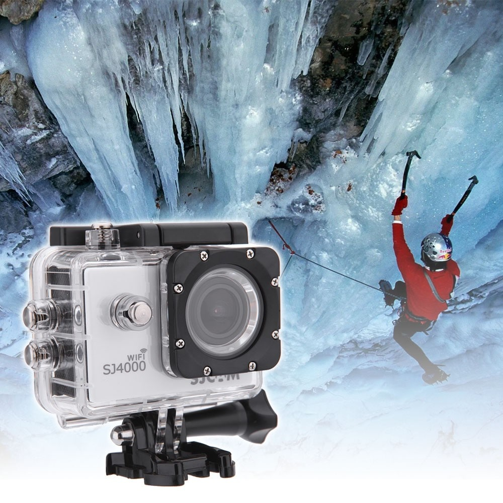 Екшън камера SJCAM SJ4000 Wi-Fi FULLHD