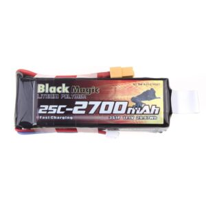 Батерия за дрон 3S Black Magic 2700mAh 11.1V 25C