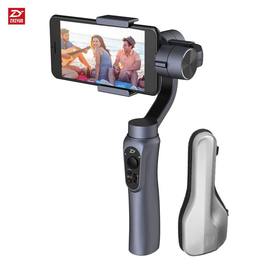 Zhiyun Smooth-Q 3-осна стабилизация за смартфон