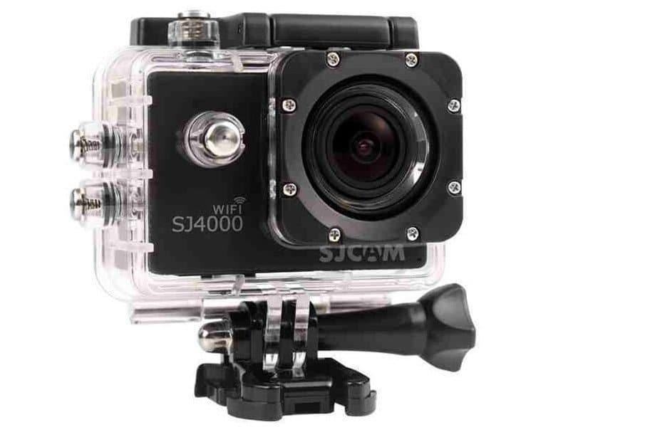Екшън камера SJCAM SJ4000