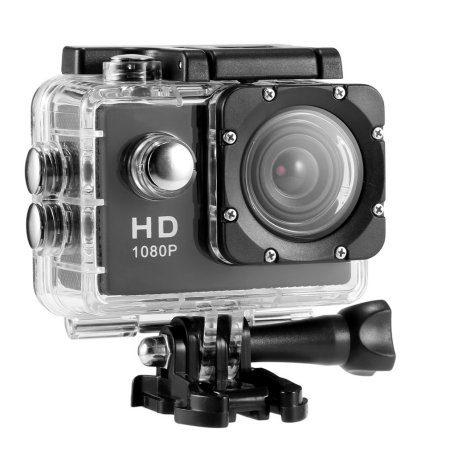 Екшън камера Full HD 12MP 1080P 30FPS