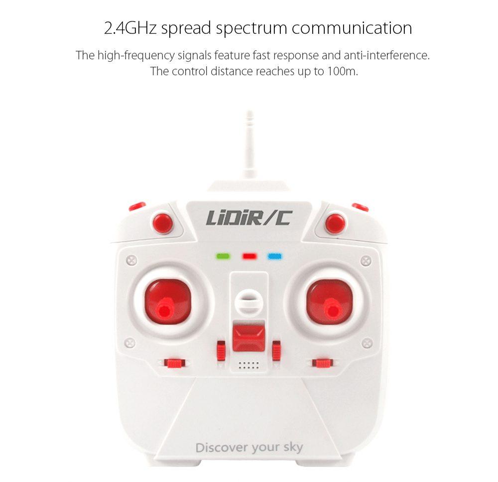 Drones.bg Дрон LiDiRC L15FW