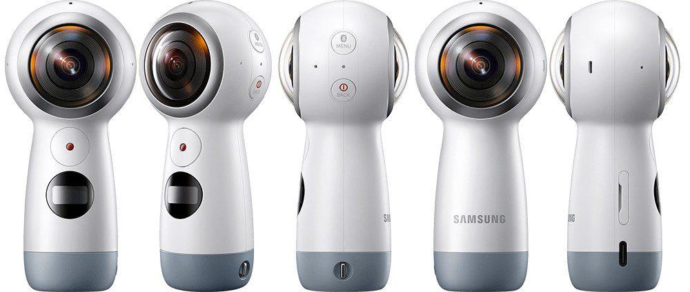 Drones.bg 360 градусова камера Samsung gear 360 (4К)