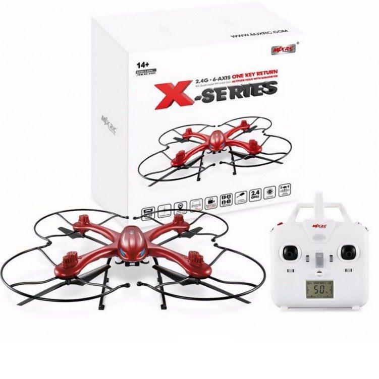Дрон MJX X102H за екшън камера