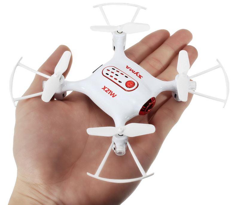 Drones.bg Дрон Syma X21W
