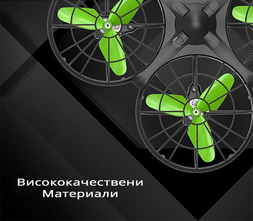 Drones.bg Дрон SYMA X26 със сензори за препятствия