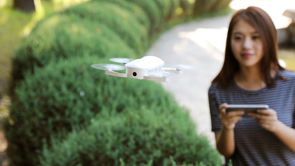 Drones.bg Селфи дрон Zerotech Dobby