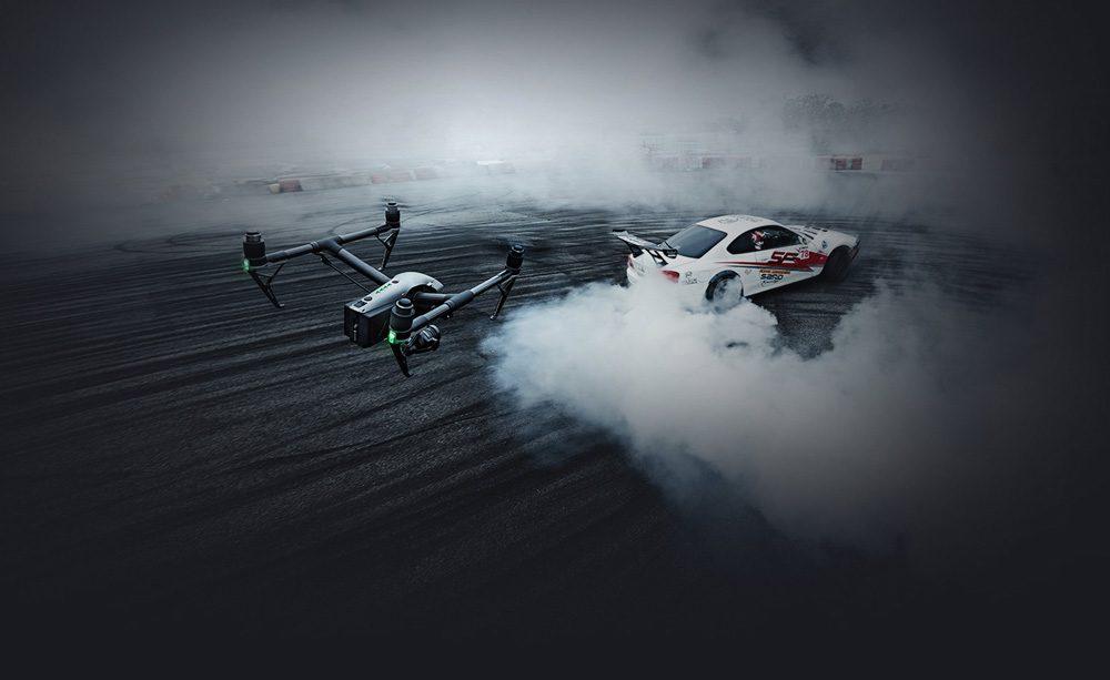 Drones.bg Дрон DJI Inspire 2
