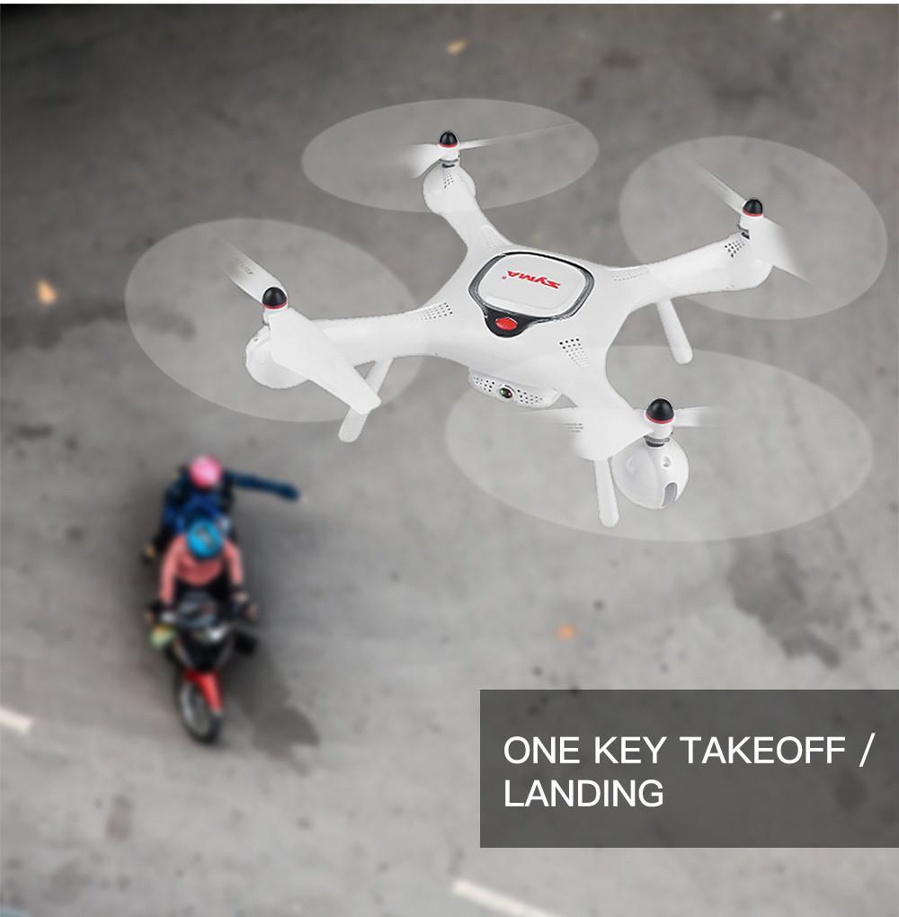 Дрон SYMA X25PRO с GPS и регулируема камера