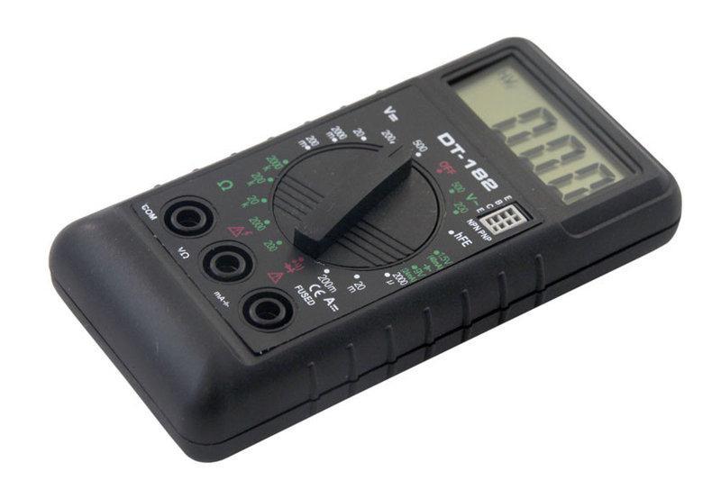 Дигитален Мултиметър (Мултицет) DT-182