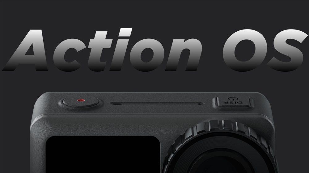 Екшън камера DJI OSMO ACTION