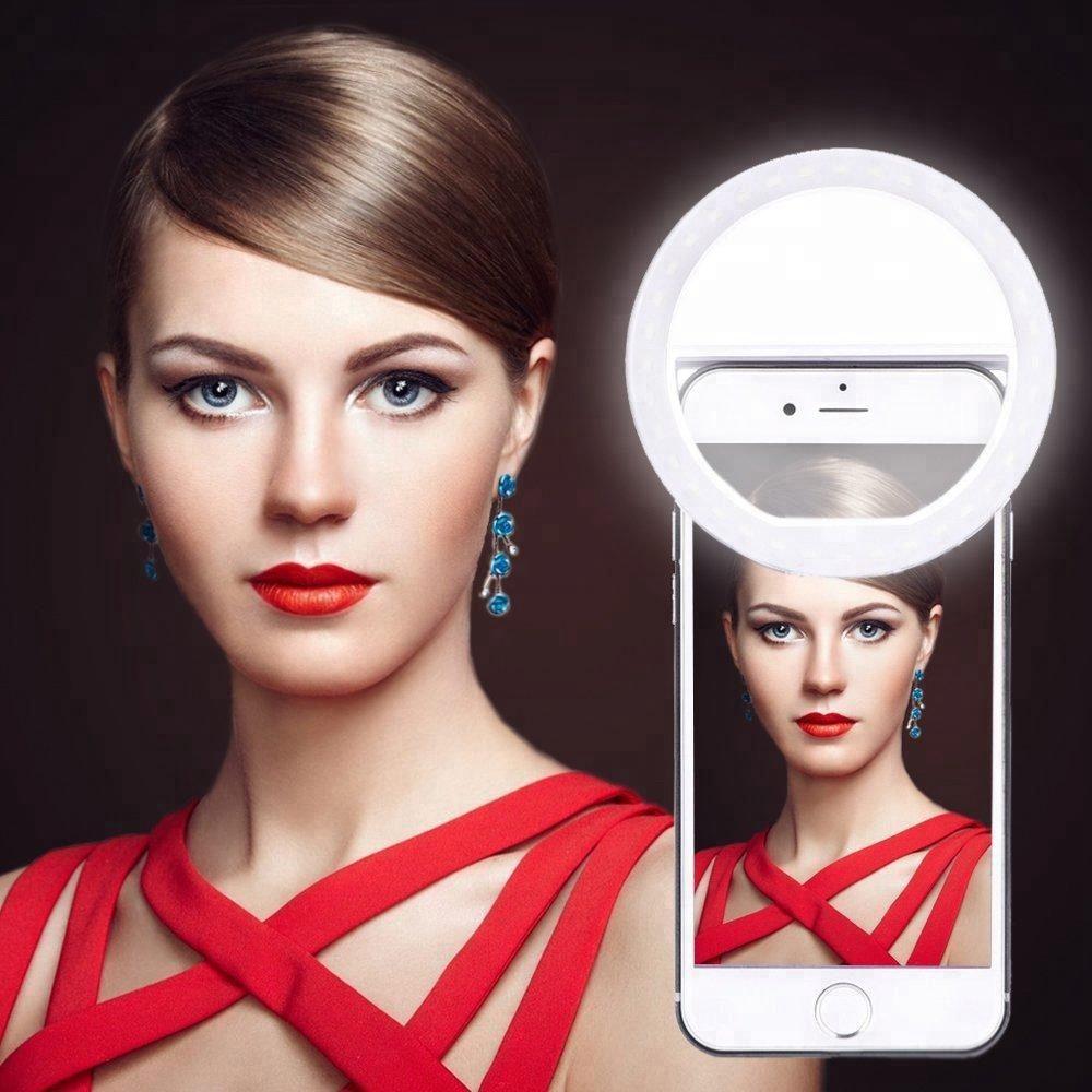 SmartZone.bg Селфи LED лампа за смартфон