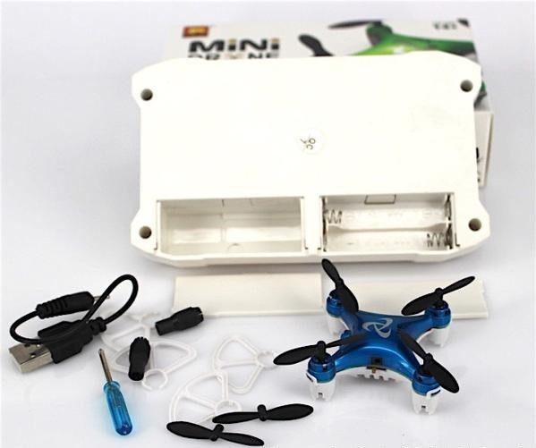 Drones.bg Джобен дрон HC666