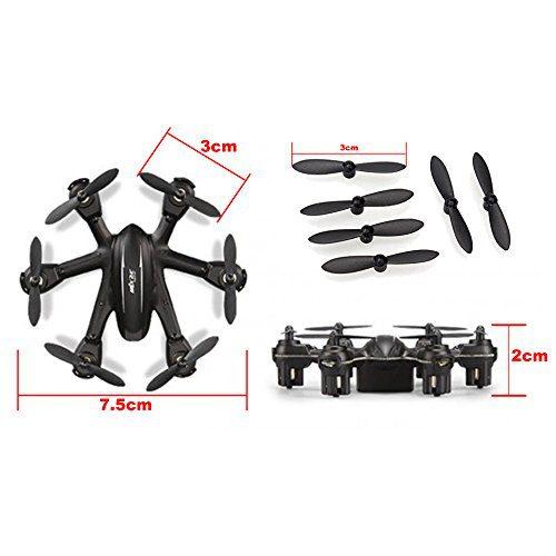 Drones.bg Хексакоптер MJX X901 Mini