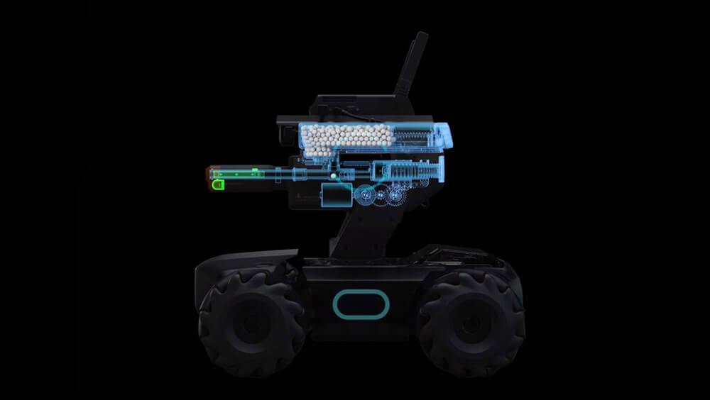 Drones.bg DJI RoboMaster S1