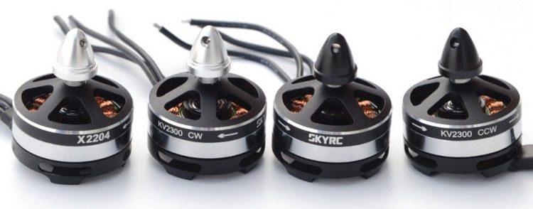 Drones.bg Мотори за рейсинг дрон SKYRC X2204 2300KV