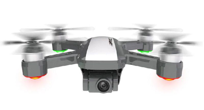 Drones.bg Дрон JJRC X9 Heron GPS със гимбъл + 2-ра батерия и раница