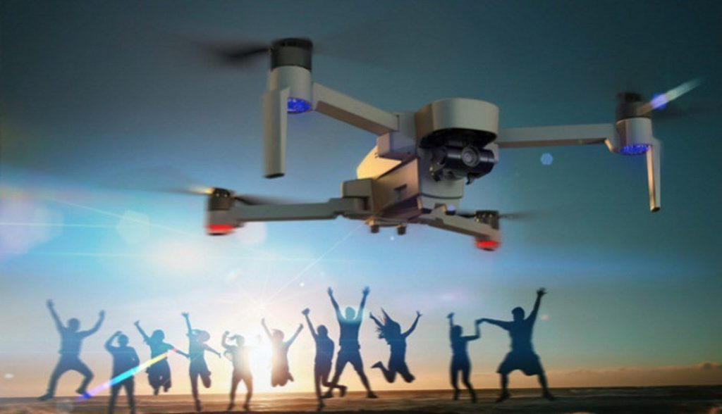 Drones.bg Ревю на дрон Hubsan Zino H117s