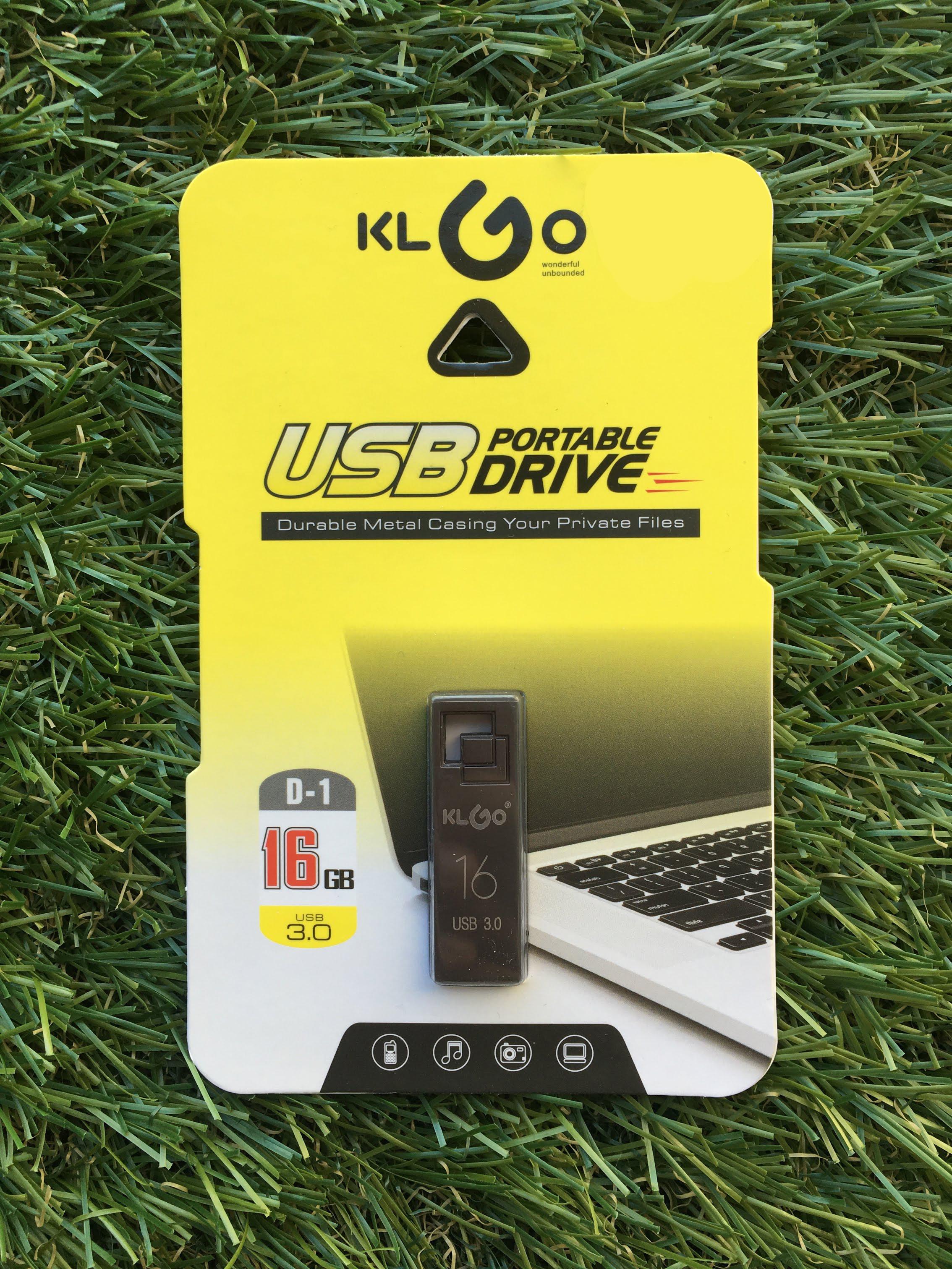 KLGO USB 3.0 Flash Drive Флашка 16 GB