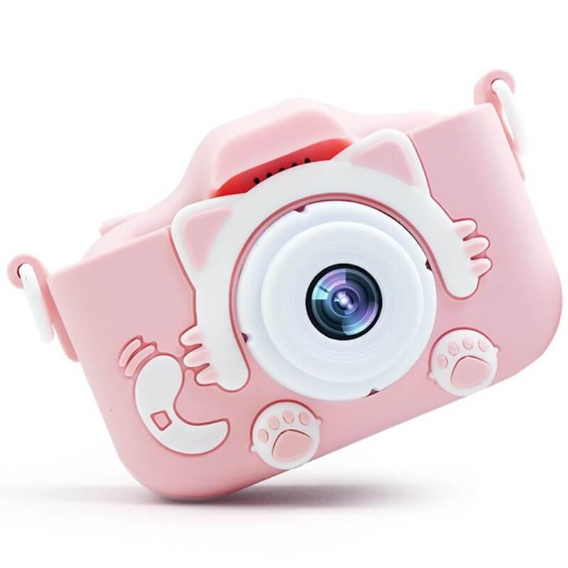 Детска екшън камера Cute Kitty