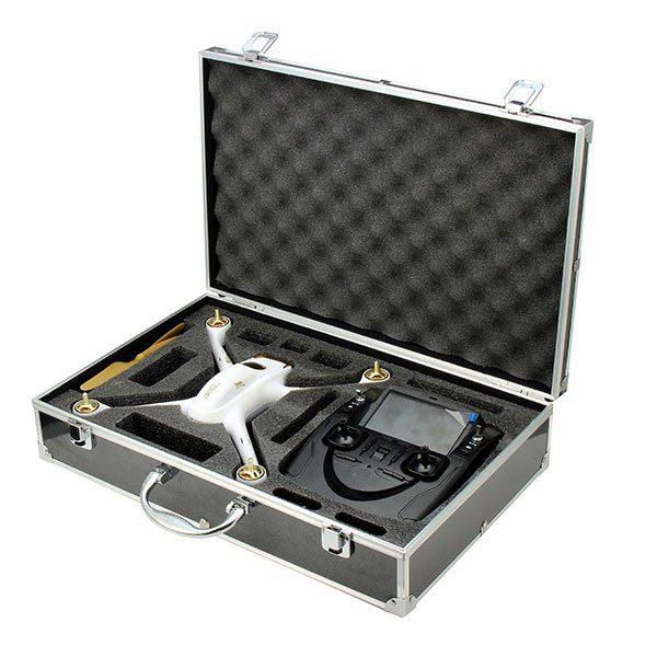 Алуминиев Куфар за дрон HUBSAN H501S/H501C