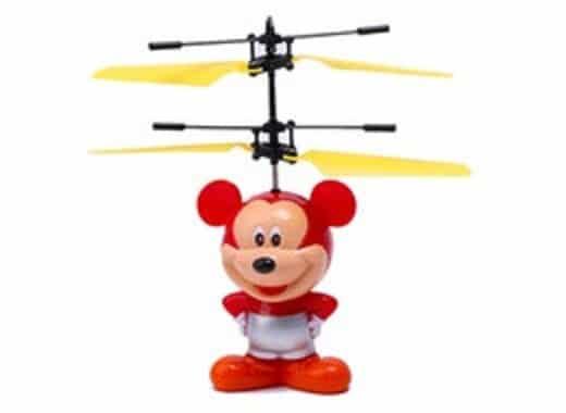 Детски дрон Летящ Мики Маус, пеещ