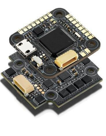 Drones.bg Полетен контролер 4 в 1 Hobbywing XRotor Nano 20A