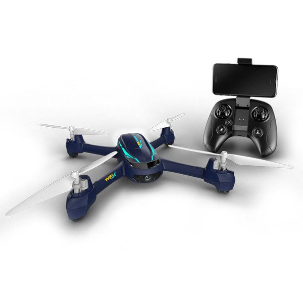 Drones.bg Дрон с GPS Hubsan Desire X4 PRO H216A