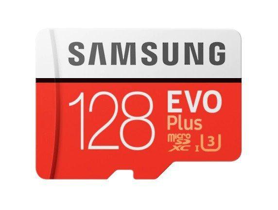 Карта памет Samsung EVO Plus microSD 128 GB