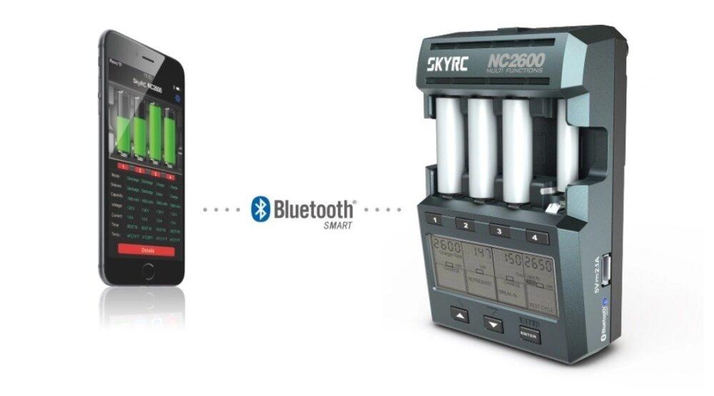 Зарядно устройство SkyRC NC2600