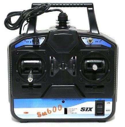 Drones.bg Симулатор за компютър FlySky FS-SM600 6CH
