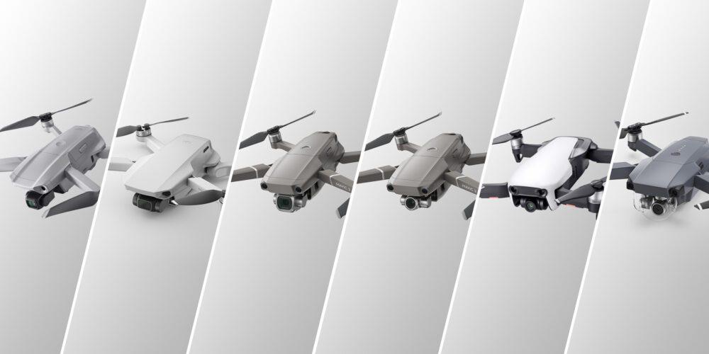 Изберете най-подходящия DJI дрон за вашите нужди!