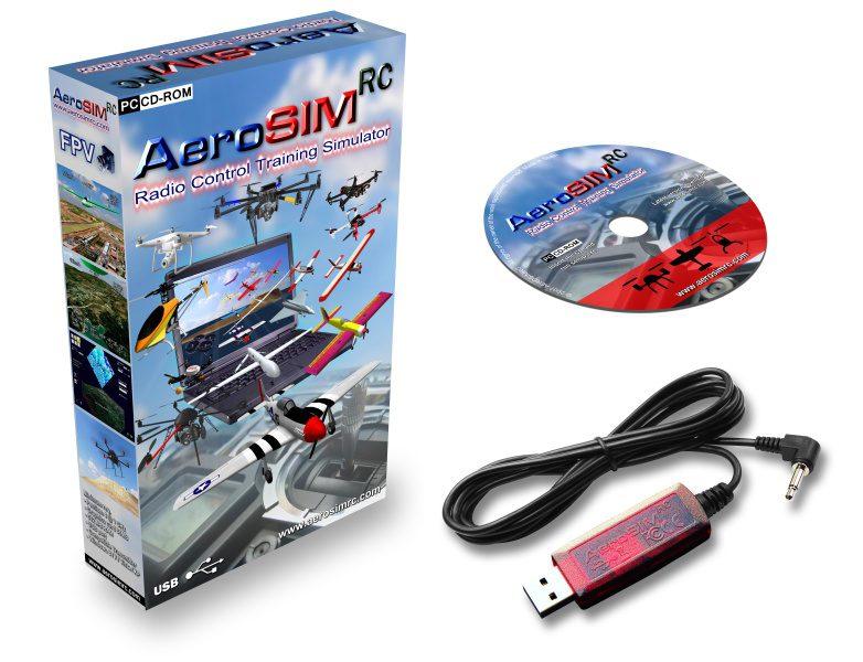 Drones.bg Симулатор за пилотиране на дрон AeroSIM RC
