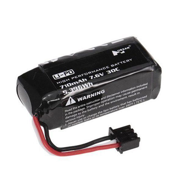 Оригинална батерия за дрон Hubsan H122D - 710 mAh