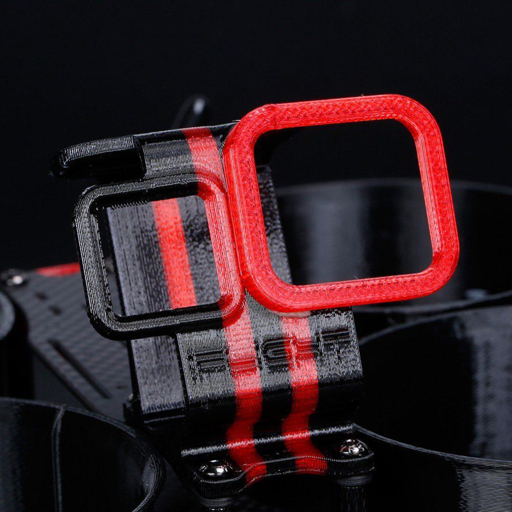 """Рамка за рейсинг дрон iflight MegaBee V2.1, 3"""" , със стойка за GoPro 7 TPU"""