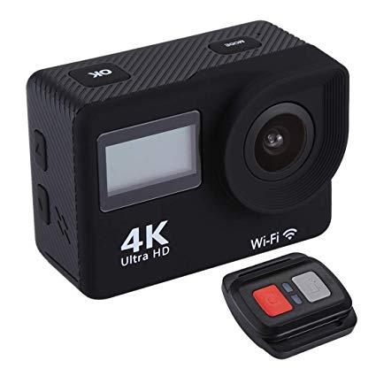 Екшън камера Sport HD 4K Wi-Fi с дистанционно