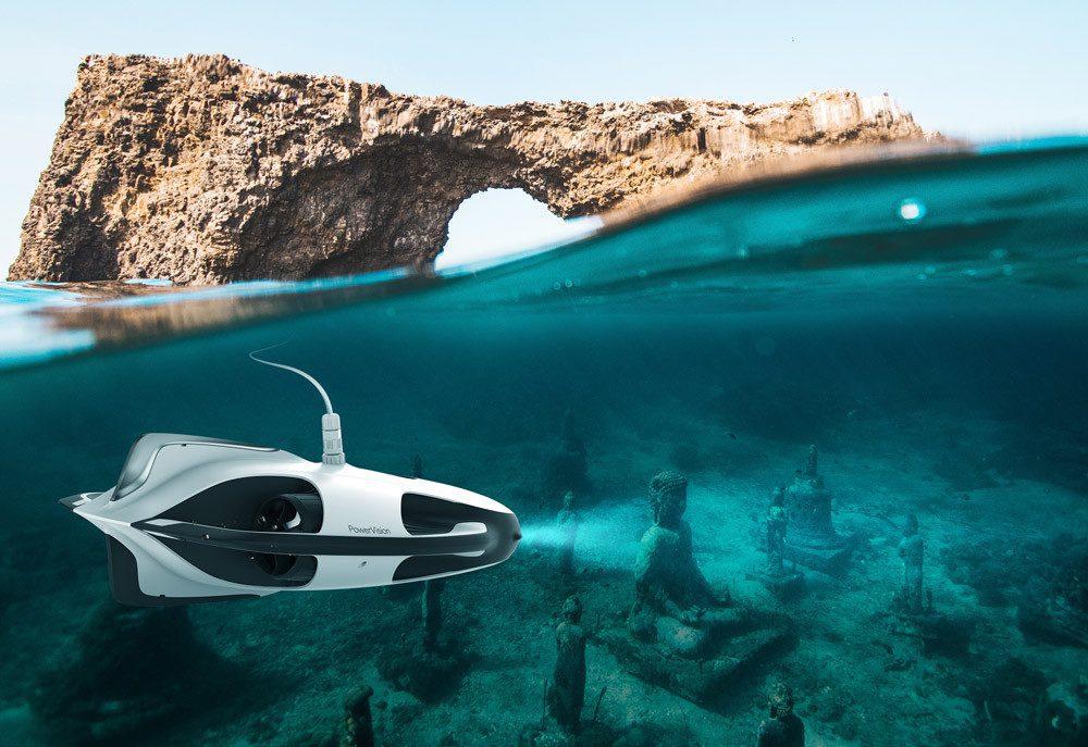 Подводен дрон PowerVision PowerRay Explorer