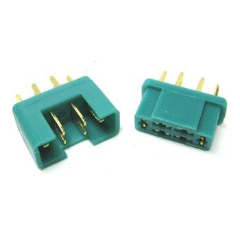 Двойка конектори MPX - мъжко и женско