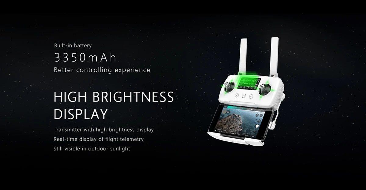 Дрон Hubsan Zino 2 COMBO с 4K камера и 8 КМ обхват