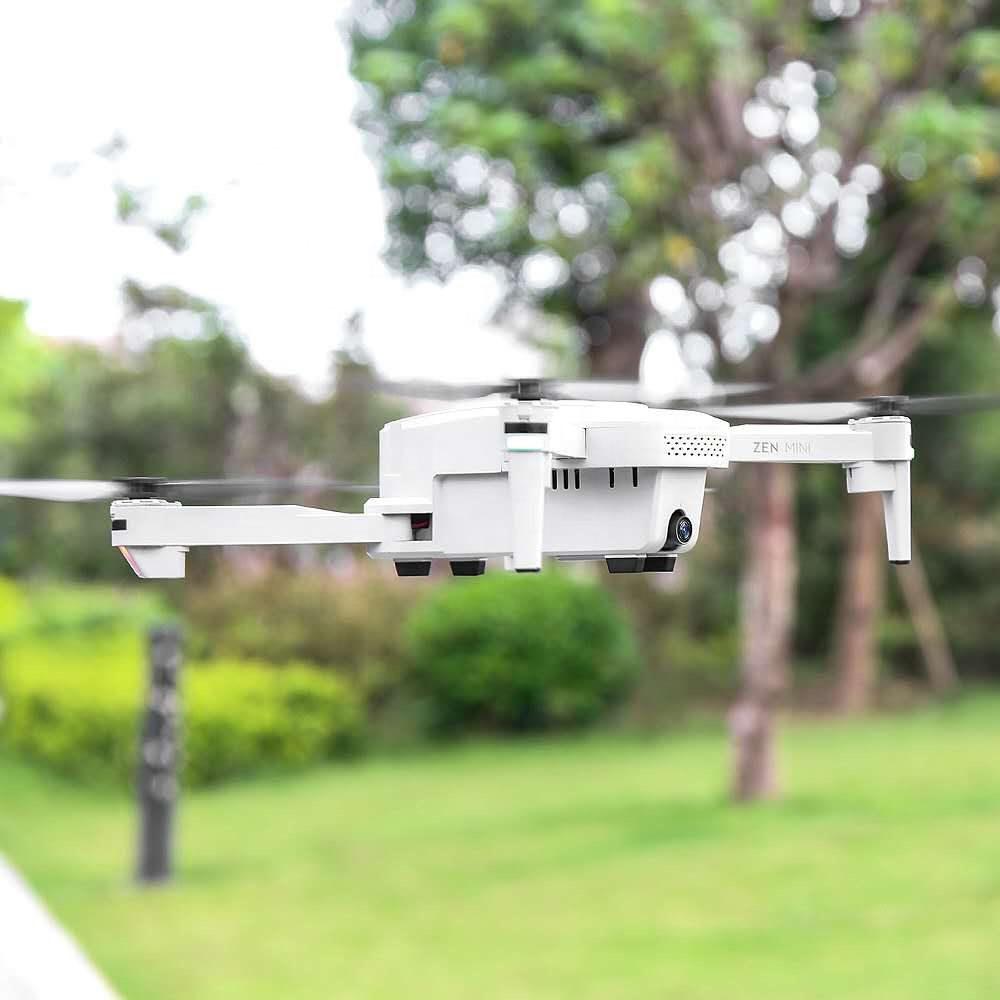 Дрон VISUO XS818 с 4K камера и GPS