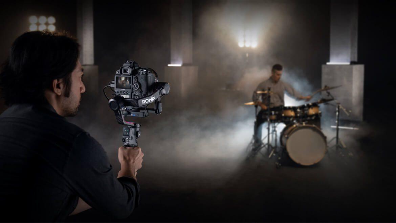 Стабилизираща стойка за камера DJI Ronin-S2 Pro Combo
